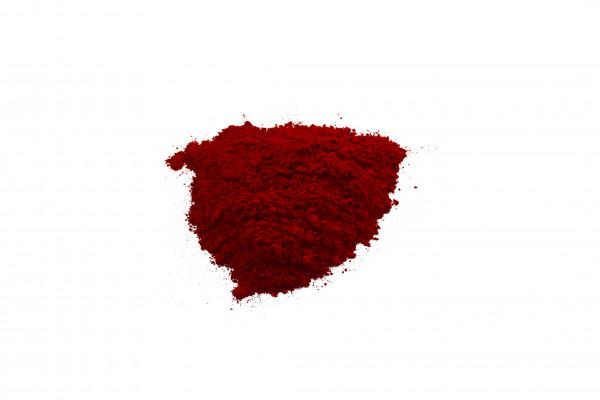 Farbpigment Rubinrot