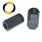 Gewindebolzen M3 Polyamid schwarz