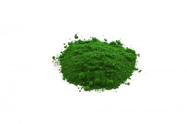 Farbpigment Moosgrün