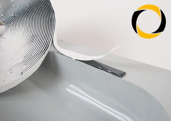 Vakuum Dichtband 2,5 x12 mm 15m Rolle