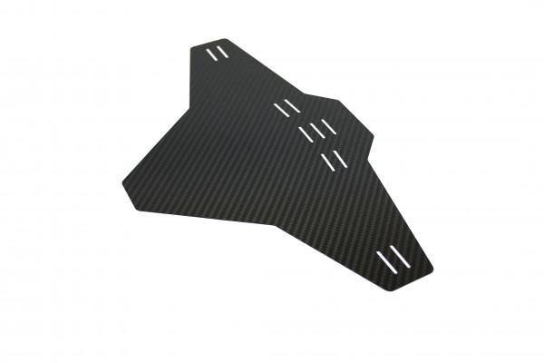 Echt Carbon Mud Guard MTB Fender Spritzschutz Mudguard Schutzblech verschiedene Designs